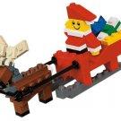 LEGO Seasonal: Father Christmas with Sledge Set 40010 (Bagged)
