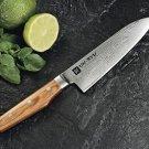 UN-RYU Shimomura Kogyo Santoku Kitchen Knife UNR-01