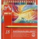 Caran D ache Supracolor Metal Box Set Of 18