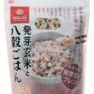 Hakubaku Germinated Brown Rice & 8 Kinds Cereals GOHAN 250g