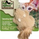 Our Pets Backyard Squirrel Cat Toy Real Mouse sound