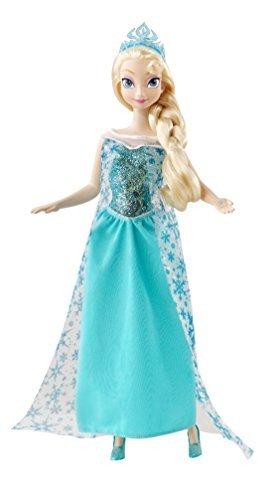 Disney Frozen Musical Magic Elsa Doll