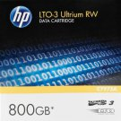 HP C7973A Data Backup Tapes LTO 3 Ultrium 800GB