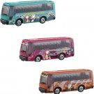 Takara Tomy Japanese Nightmare Before Christmas Die Cast Bus Set