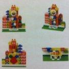 [ Tokyo Disney Resort It's A Small World nano block ] TDR IT'S A SMALL WORLD nanoblock