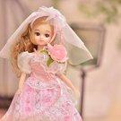 Rika-chan Doll Ld-05 Floral Wedding