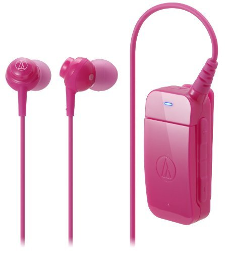 Audio technica Soundphone Wireless Stereo Headset(Pink)