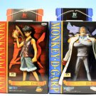 Title ~ I ONE PIECE anime characters prize Banpresto One Piece DX Figure ~ D (all two full set)