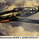 HASEGAWA - 07379 1/48 Messerschmitt BF109F-4 Super Experten Ltd