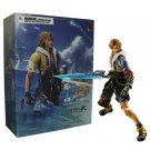 FINAL FANTASY X HD Remaster PLAY ARTS KAI Tidus Action Figure (Japan Import)