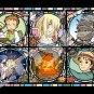 208 piece jigsaw puzzle Howl's Moving Castle Magic Castle news Art Crystal Jigsaw (18.2x25.7cm)