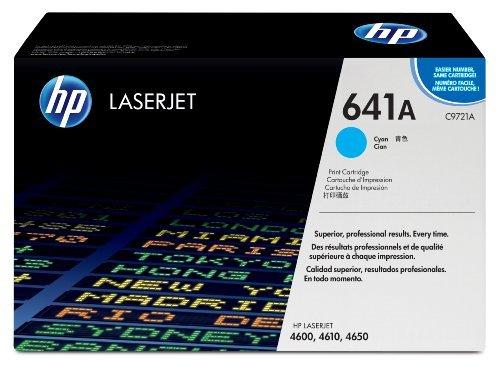 Hewlett Packard - HP - C9721A - CYAN