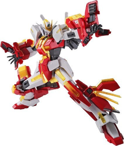 Bluefin Distribution Toys Bandai Gundam Type-Leos Zenon Phase The Robot Spirits