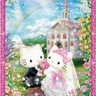Beverly - Crystal Zigsaw Puzzle hello Kittey 165Piece Sweet Wedding CJP-004