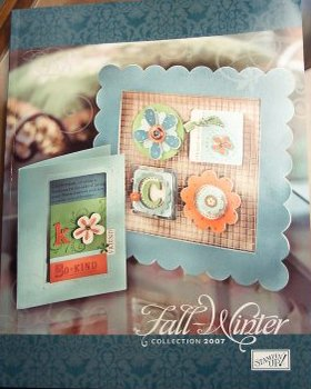 Stampin Up 2007 Winter/Fall Collection