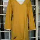 Muslimah at Heart (Mustard Yellow)