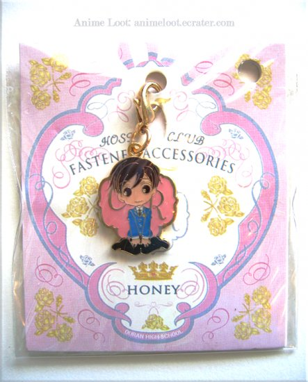 Ouran High School Host Club Super Cute Haruhi Fastener