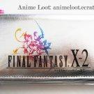 Final Fantasy X-2 Long Silver Wallet