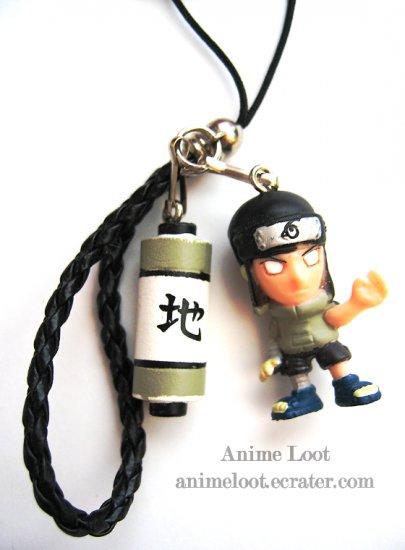 Naruto Neji Strap