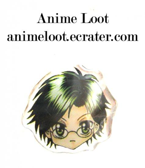Prince of Tennis Tezuka Style 1: Chibi Manga Pin