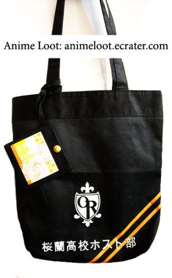 Ouran High School Host Club Hikaru and Kaoru Tote Handbag