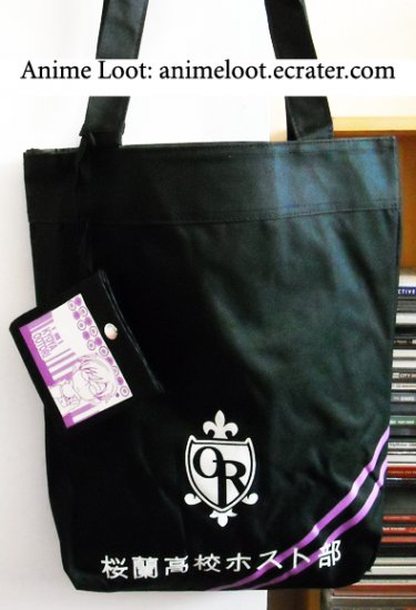 Ouran High School Host Club Kyoya Tote Handbag