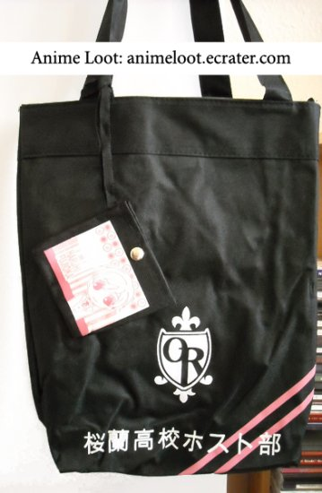 Ouran High School Host Club Haruhi Tote Handbag