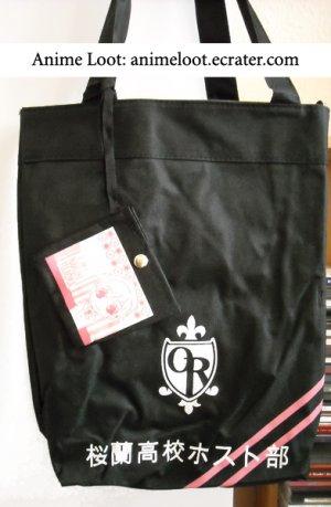 Ouran High School Host Club Haruhi Tote Handbag