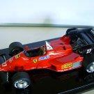 Ferrari 126 C4  #27  M. Alboreto Tameo TMK011
