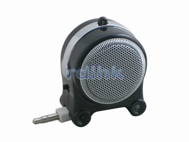 MINI PORTABLE SPEAKER WITH LI-ION BATTERY (RDL-PS-300)