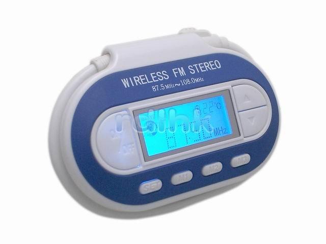 BLUE 205 CHANNELS FM TRANSMITTER (RDL-ES-2008)