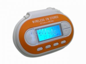 ORANGE 205 CHANNELS FM TRANSMITTER (RDL-ES-2008)