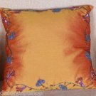 Handmaded Silk Pillow cover
