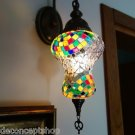 Handmaded Mosaic Wall Sconce