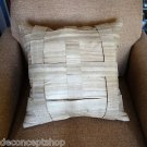 Decorative Silk Pillow cover