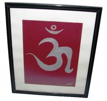 Name of the artwork: Om