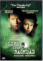 LIVE FROM BAGHDAD (DVD MOVIE)