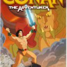 CONAN THE ADVENTURER SEASON 1 DVD MOVIE