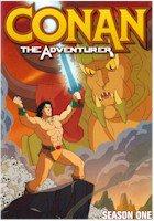 CONAN THE ADVENTURER SEASON 1 DVD MOVIE