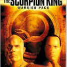 SCORPION KING: WARRIOR PACK (DVD MOVIES)