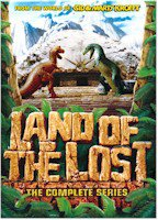 LAND OF THE LOST COMPLETE SERIES (MOVIE)