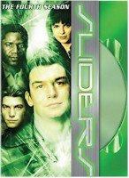 SLIDERS - SEASON 4 (DVD MOVIE)