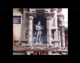 Shri Shiva Nataraja: His Temple in Chidambaram