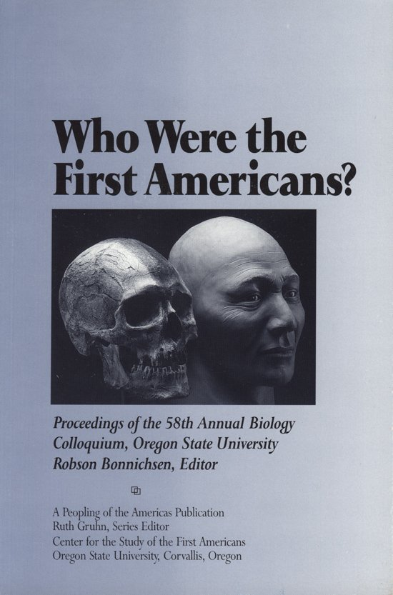 Who Were the First Americans?