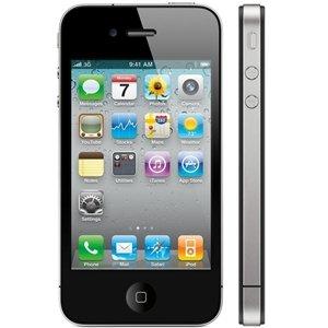Apple Iphone 4 8GB Black Unlocked