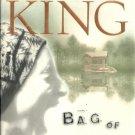STEPHEN KING - Bag of Bones - HBDJ - 1st/1st VG/F