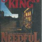 STEPHEN KING - Needful Things - HBDJ - 1st/1st F/F