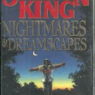 STEPHEN KING - Nightmares & Dreamscapes 1st/1st