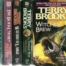 TERRY BROOKS - Landover Quintology 5PBs