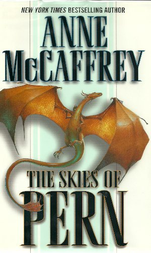 ANNE McCAFFREY - The Skies of Pern - 1st/1st HBDJ